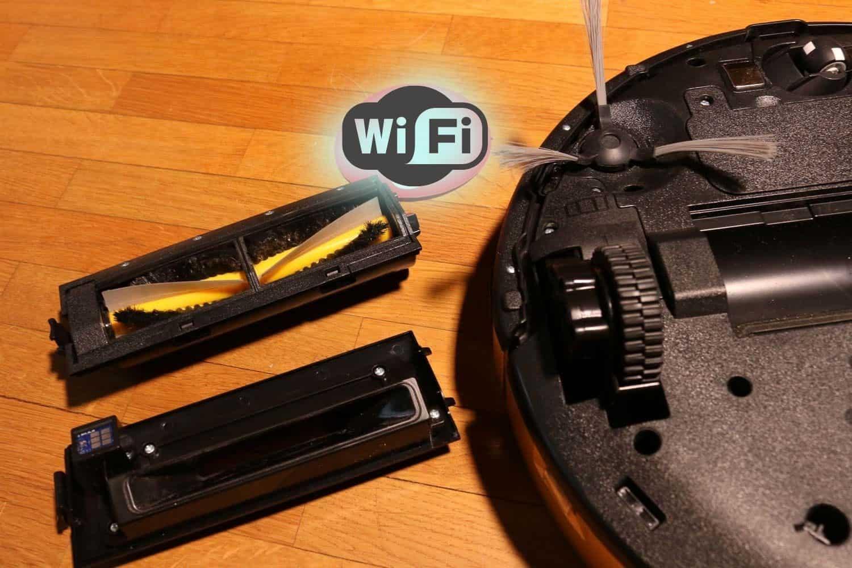 Proscenic 790T WLAN Saugroboter mit WiFi Verbindung