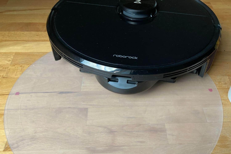 Roborock S6 MaxV Saugroboter Bodenmatte