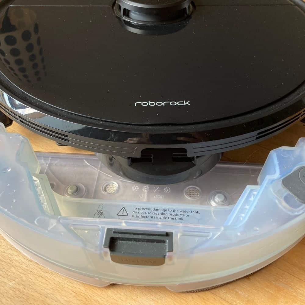 Roborock S6 MaxV Saugroboter Wassertank
